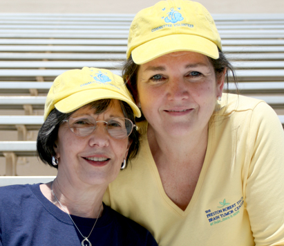 Mary Woodall and Ellen Stainback (2007)
