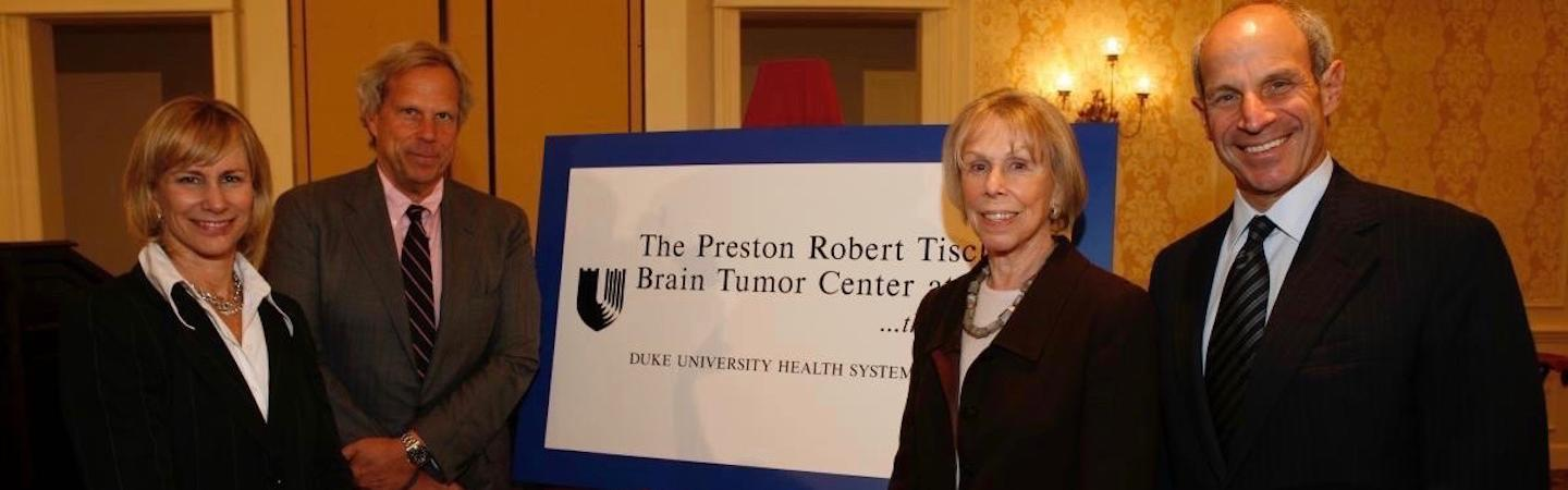 We believe The Preston Robert Tisch Brain Tumor Center is more than just a name, it's a community committed to working together to provide the best care possible.
